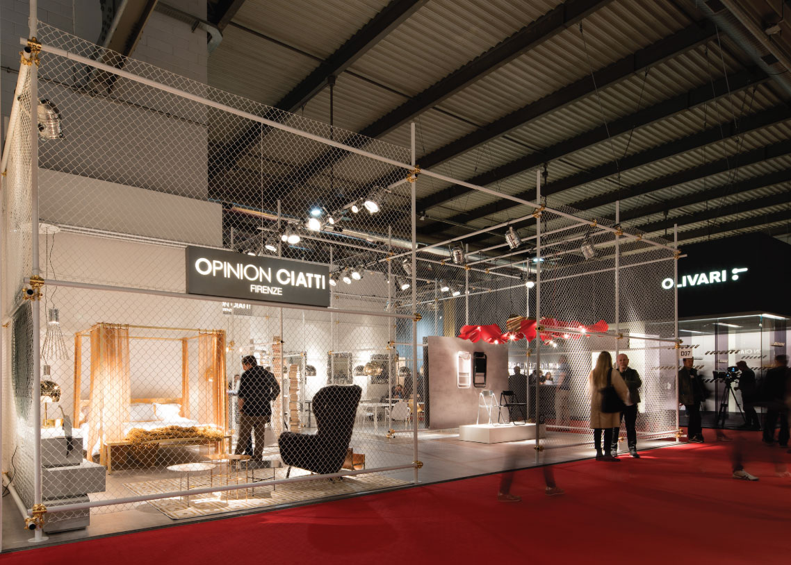 Milan Furniture Fair 2017 - OPINION CIATTI