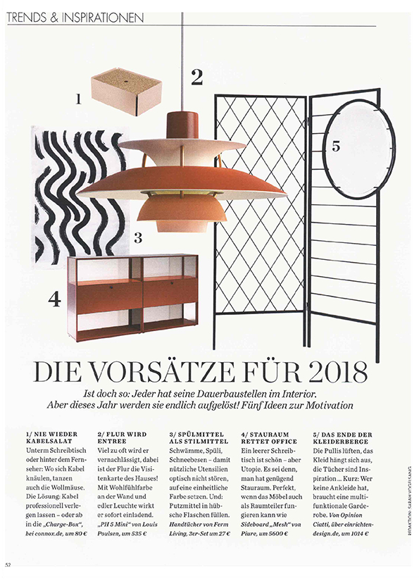 Apparel elle decoration germany feb
